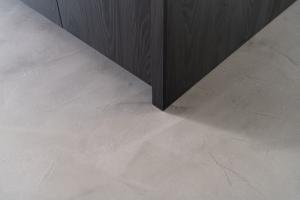 Woonbeton vloer Aalsmeer detail